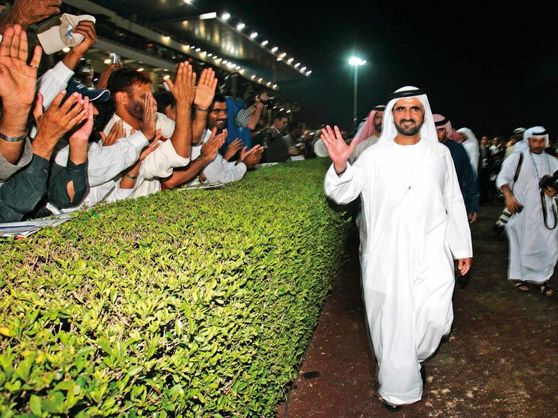 Announces inaugural Dubai World Cup