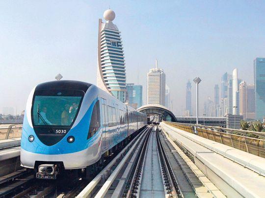 The Dubai Metro: A lifeline of the city