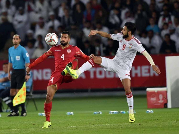 UAE vs Bahrain 05012019