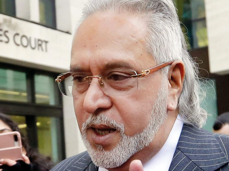Vijay Mallya spends Dh88,452 a week: lawyers