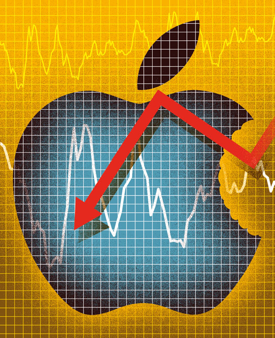 Apple should have opened up about revenue declines earlier