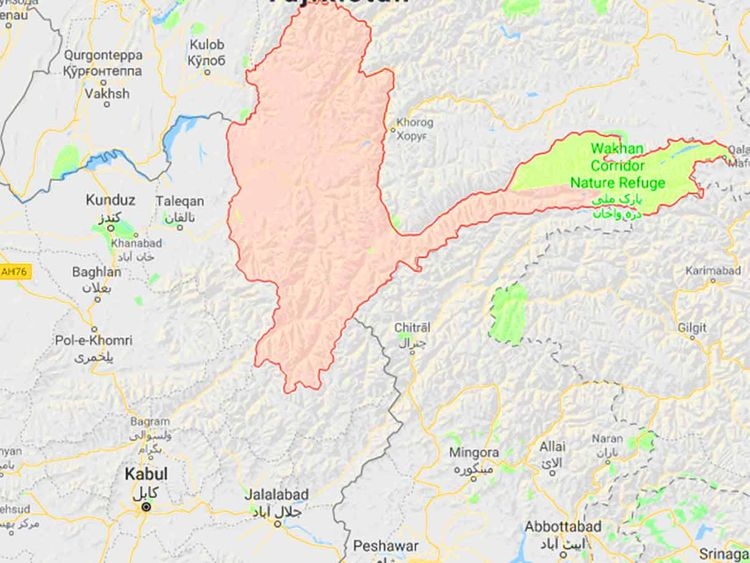 Badakhshan province 06012019