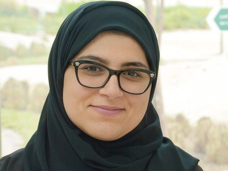 Bushra Al Naqbi