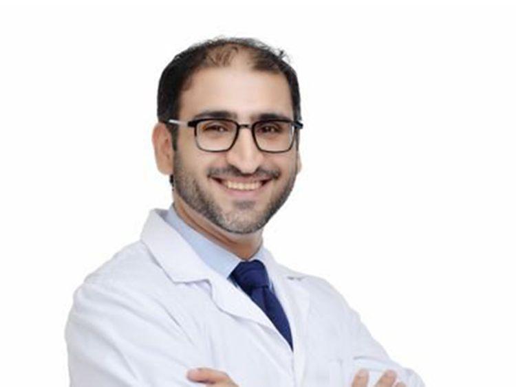 Dr Omar Al Marzouqi, General Surgery Consultant at Rashid Hospital