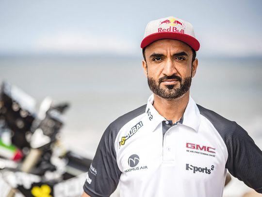 Mohammed Al Balooshi