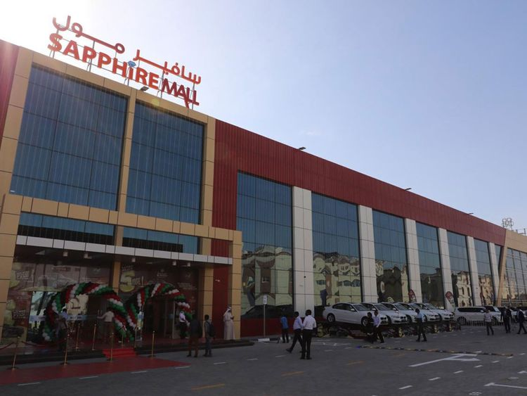 Sapphire mall