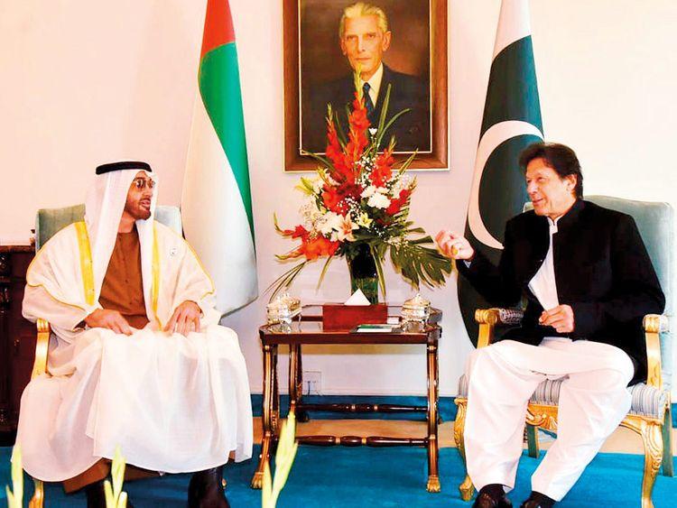 Shaikh Mohammad Bin Zayed Al Nahyan 7