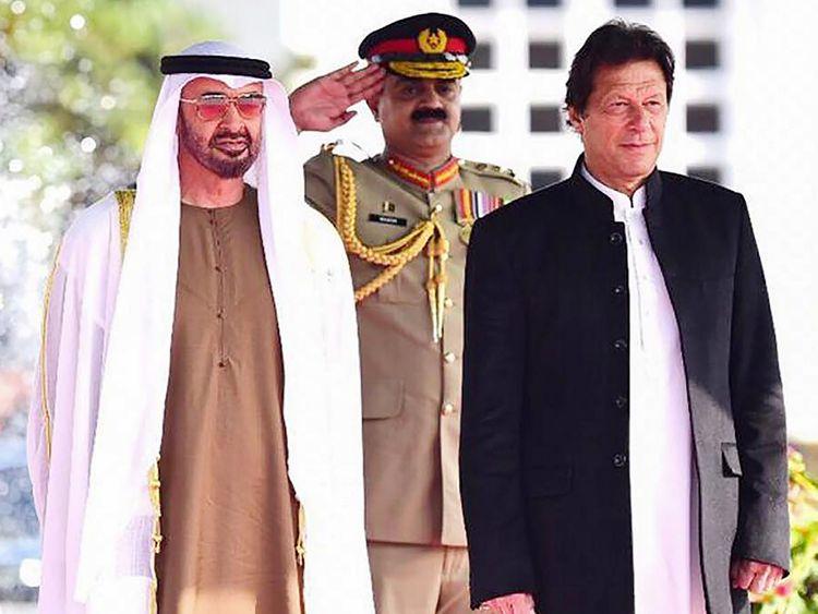 Shaikh Mohammad Bin Zayed Al Nahyan