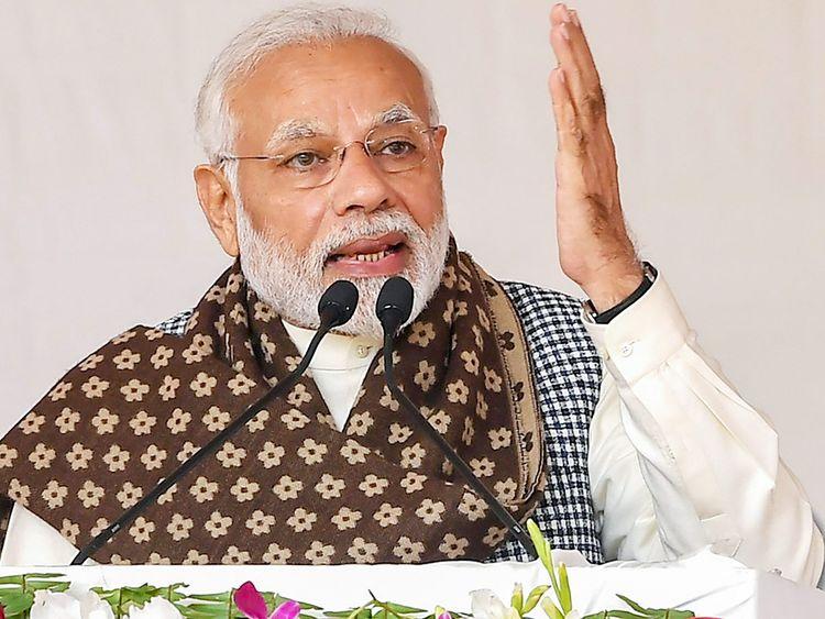 India's Prime Minister Narendra Modi 9