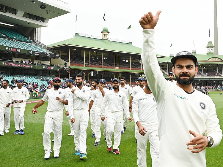 How India's historic series win unfolded Down Under