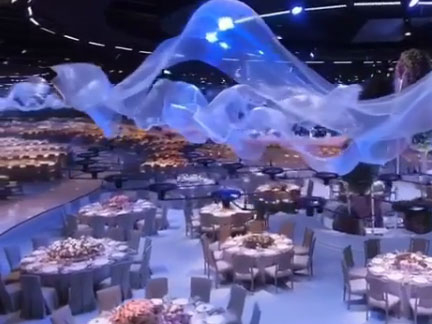 Watch: A glimpse into a grand wedding of a Dubai shaikha