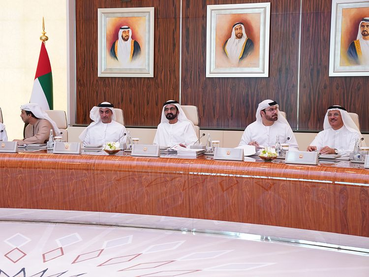A job well done by the UAE cabinet
