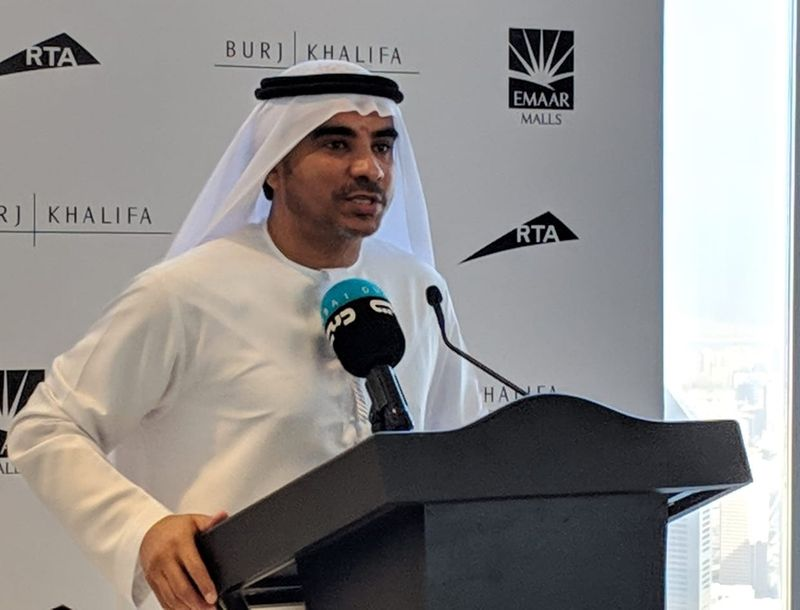 Ahmad Al Falasi, Executive Director, Group Operations for Emaar Properties 09