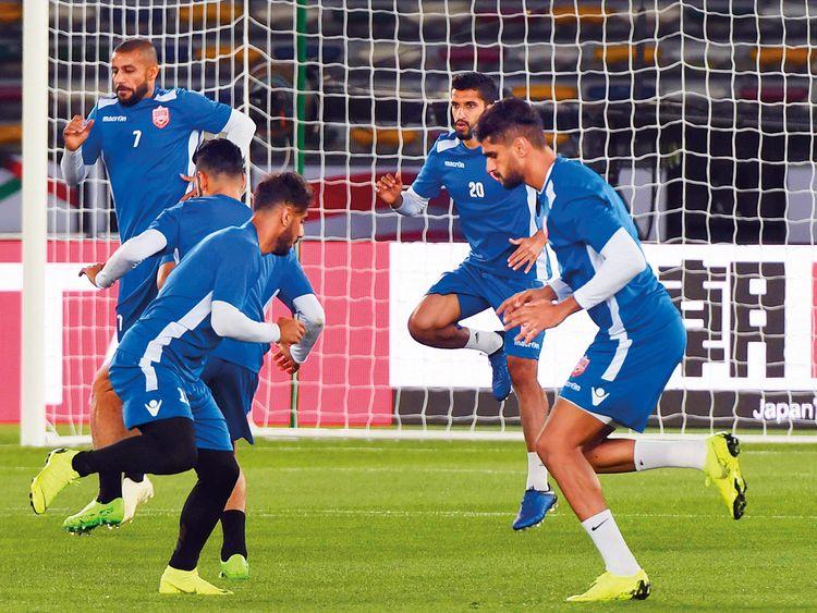 Bahraini players