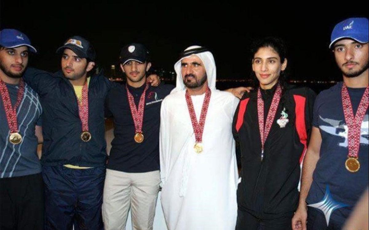 Shaikha Maitha Bint Mohammad Bin Rashid Al Maktoum 0