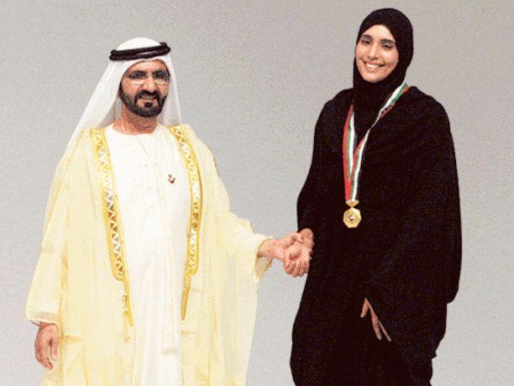 Shaikha Maitha Bint Mohammad Bin Rashid Al Maktoum 10