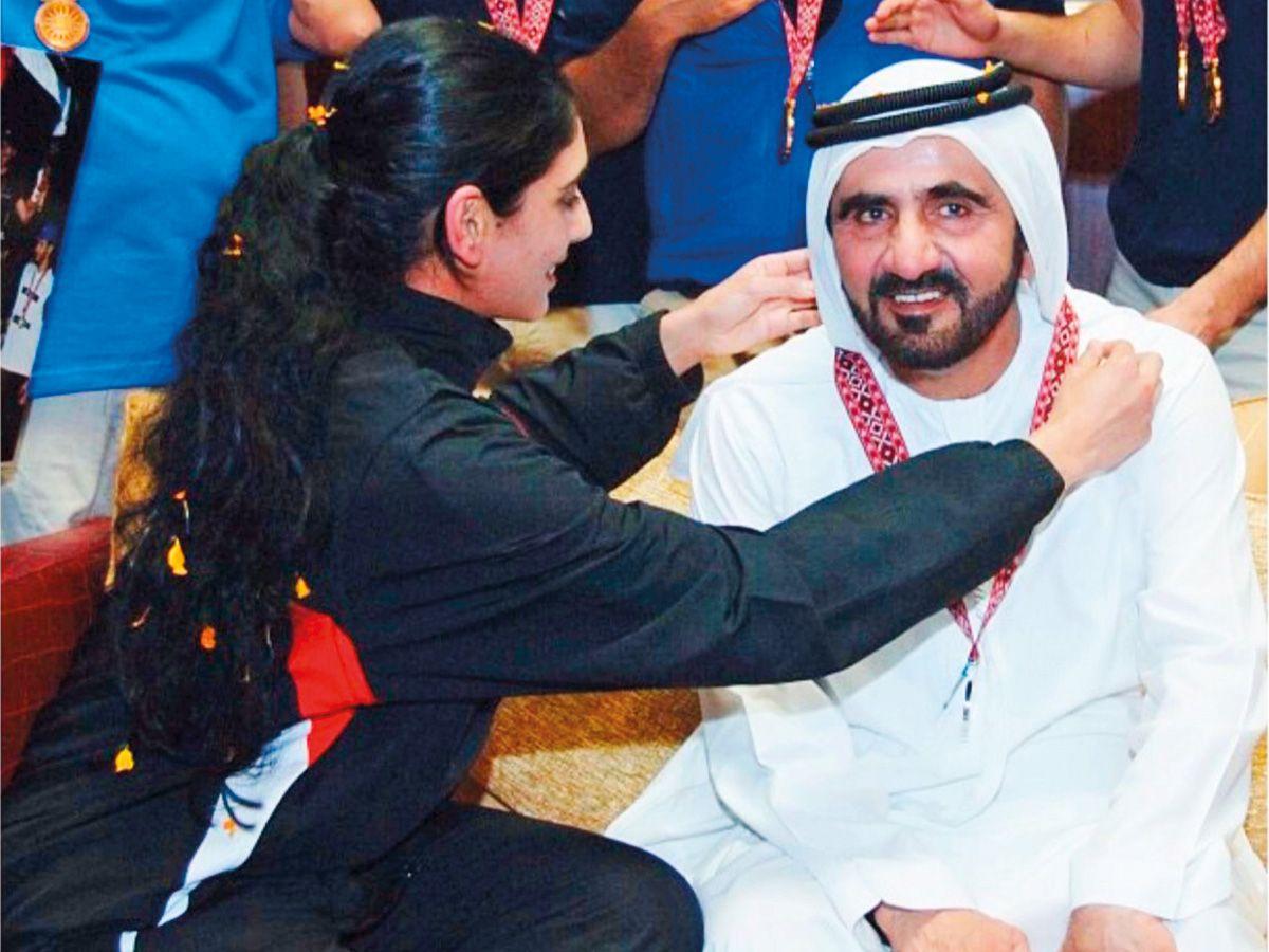 Shaikha Maitha Bint Mohammad Bin Rashid Al Maktoum 2