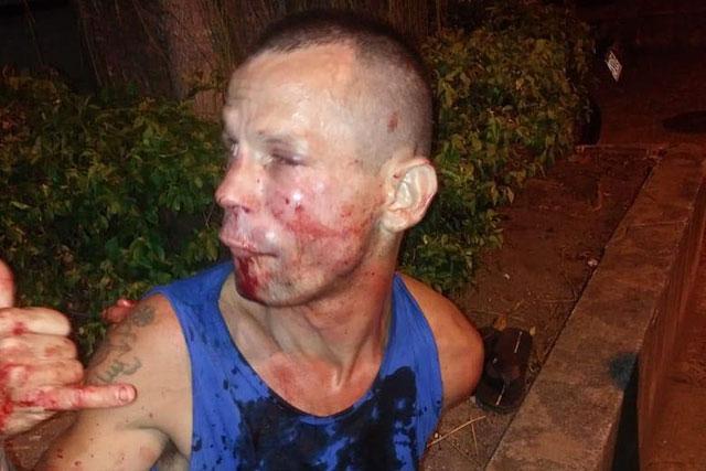 UFC fighter Polyana Viana robber