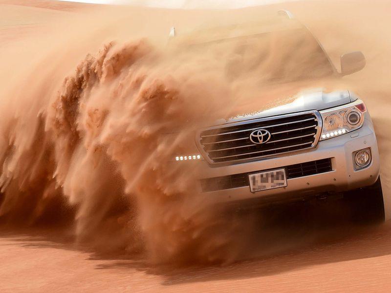 Gulf News Fun Drive