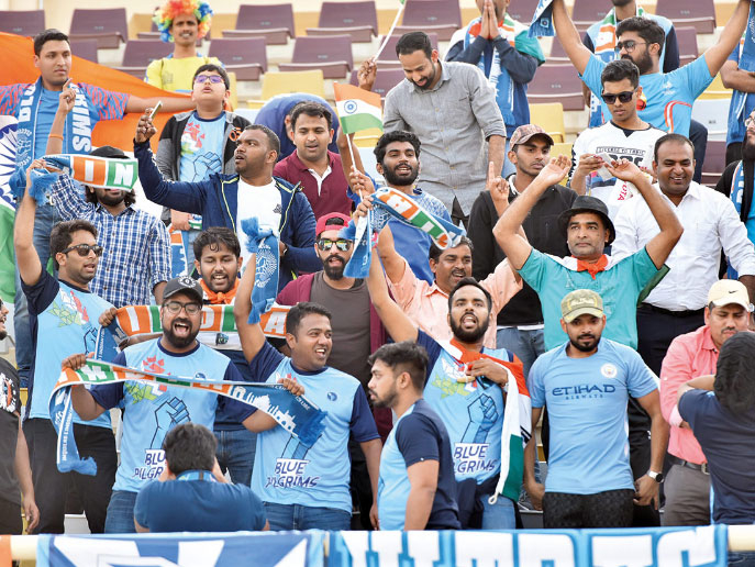 Fans of India