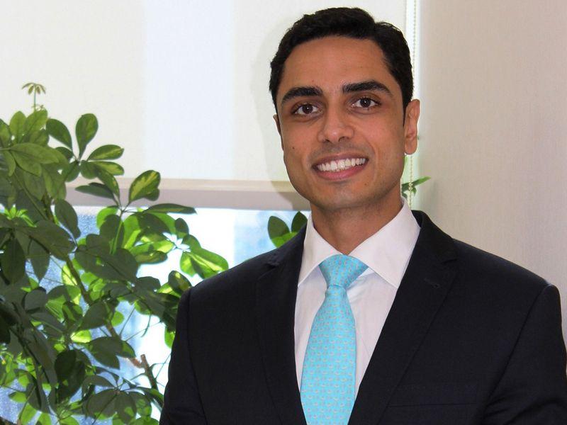 Farhan Syed, Partner, Digital and Innovation at KPMG Lower Gulf
