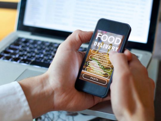 Food delivery apps 1