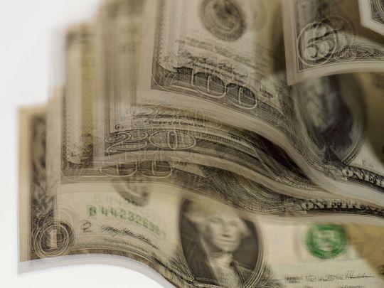 Us Dollar Rallies To Two Week High