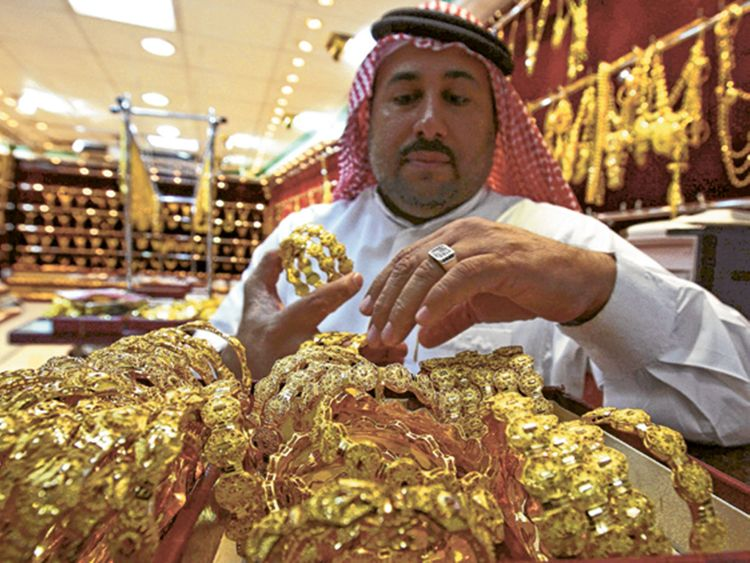 Uae Gold Prices Inch Closer To Dh160 A