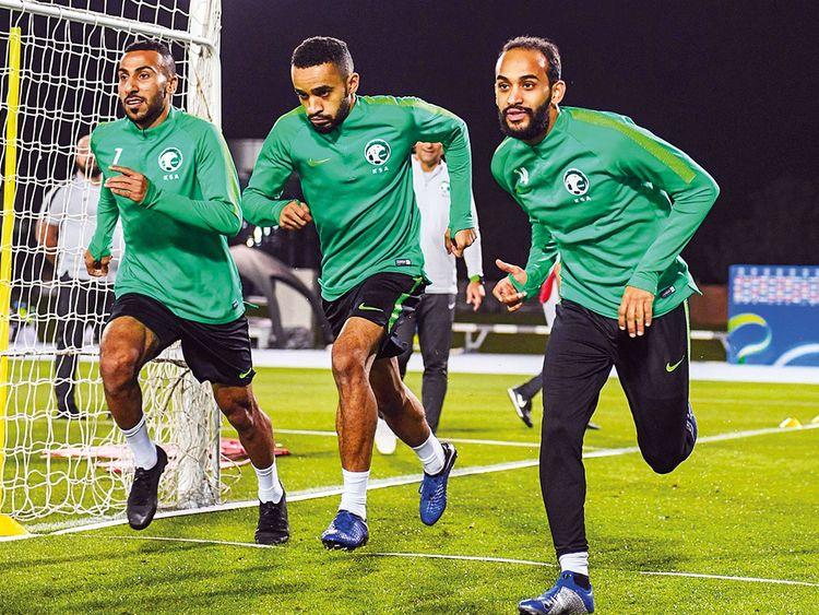 190111 saudi arabian players