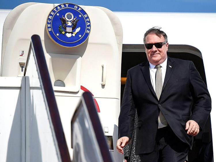 190113 Mike Pompeo