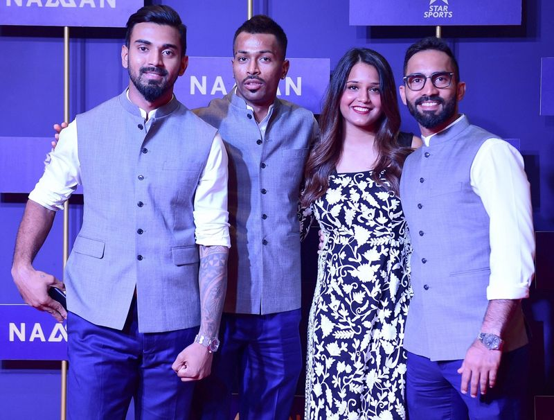 Hardik Pandya group
