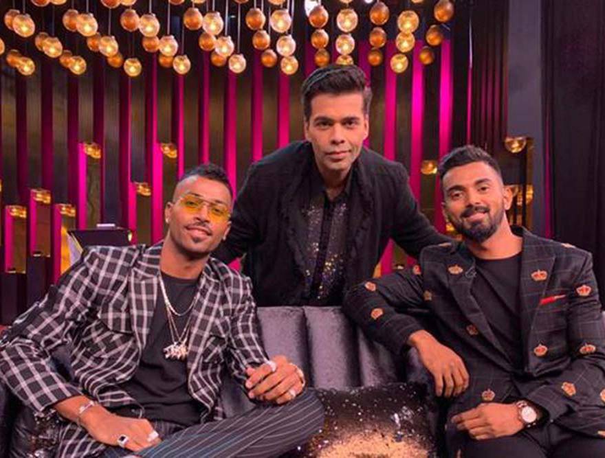 Koffee with Karan and Pandya