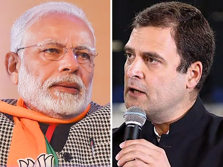 Rahul and Modi, Modi and Rahul
