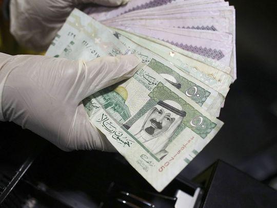 Saudi Riyal