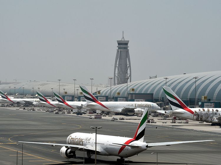 Emirates to start flying a limited number of passenger flights