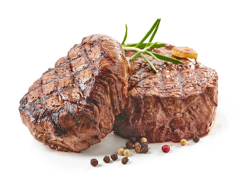 Beef iron