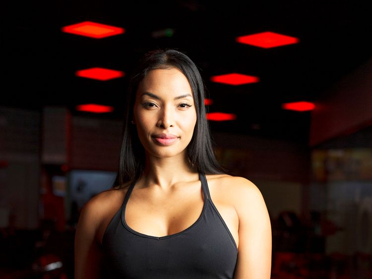 Nelita Villezon is the Head Coach at Orange Theory Fitness Dubai