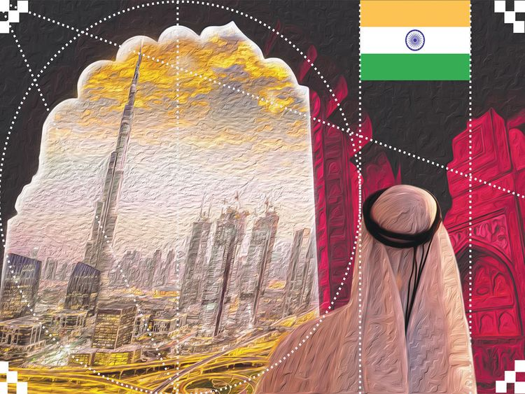 UAE and India share a common destiny