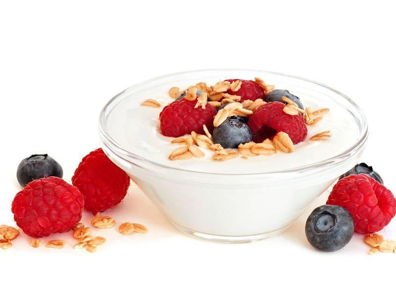 Yogurt calcium