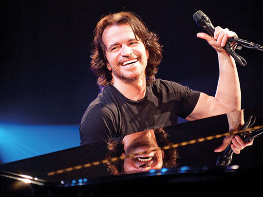 Yanni returning to Abu Dhabi on Valentine's Day | Music