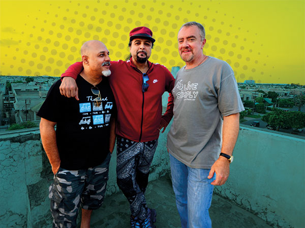 Junoon on its comeback and how Junaid Jamshed brought them together