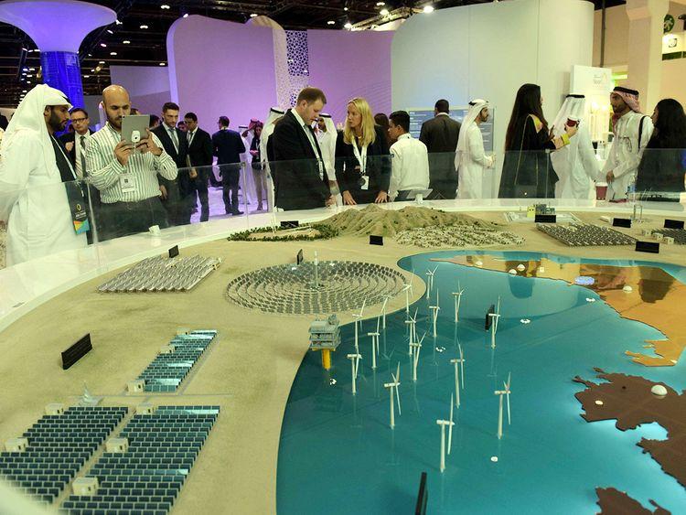Abu Dhabi Sustainability Week 7