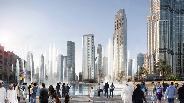 Holiday-home stays no longer welcome at Downtown Dubai