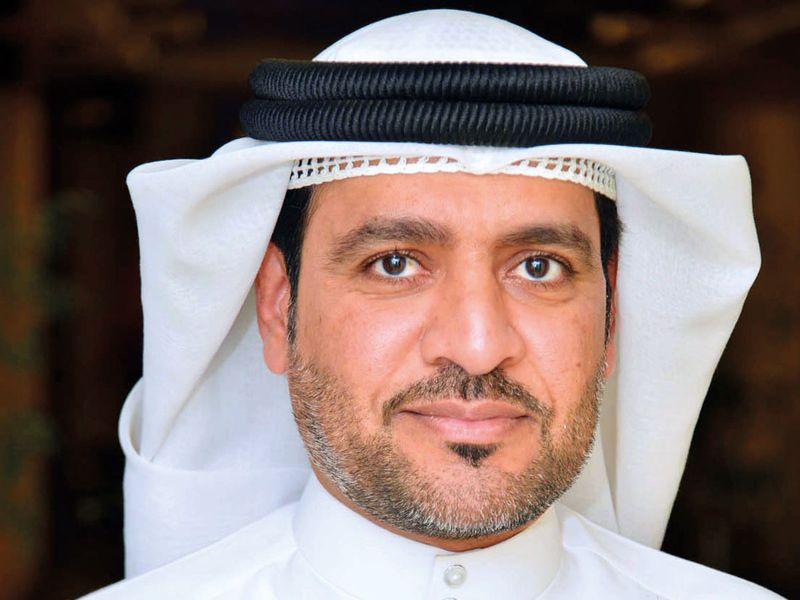 Ibrahim Al Kamali, director of passenger operations at Dubai Customs