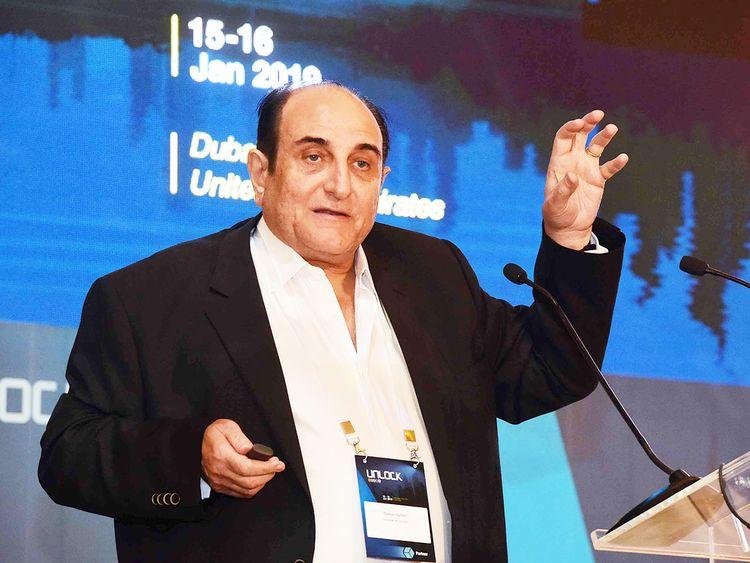 Du CEO Osman Sultan