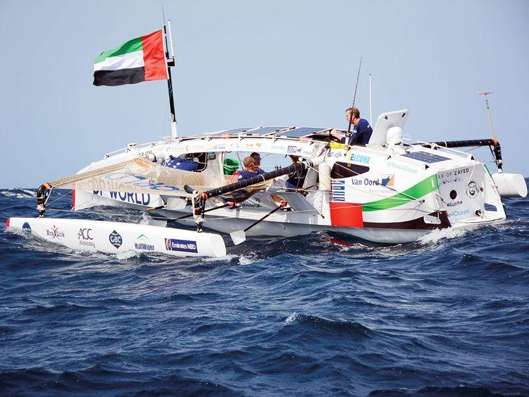 Row4Ocean 1