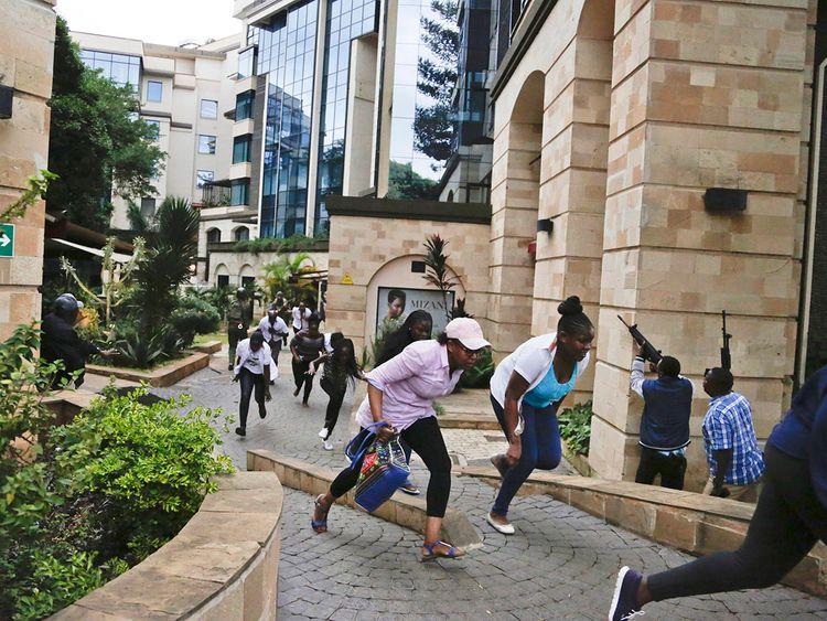 190116 Nairobi attack