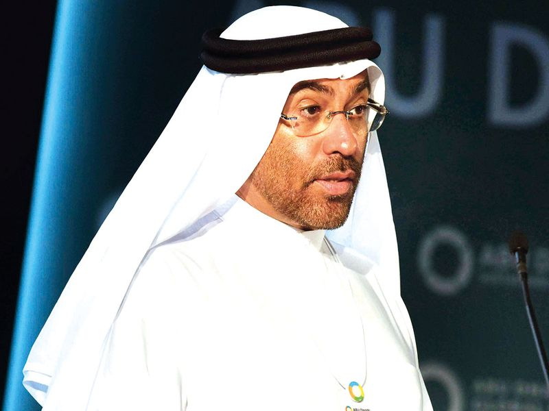 Ahmad Ali Al Sayegh, Minister of State and chairman of the ADGM