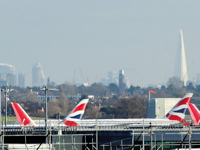 UK aviation sector calls for urgent support amid travel curbs