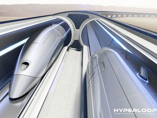 Hyperloop TT